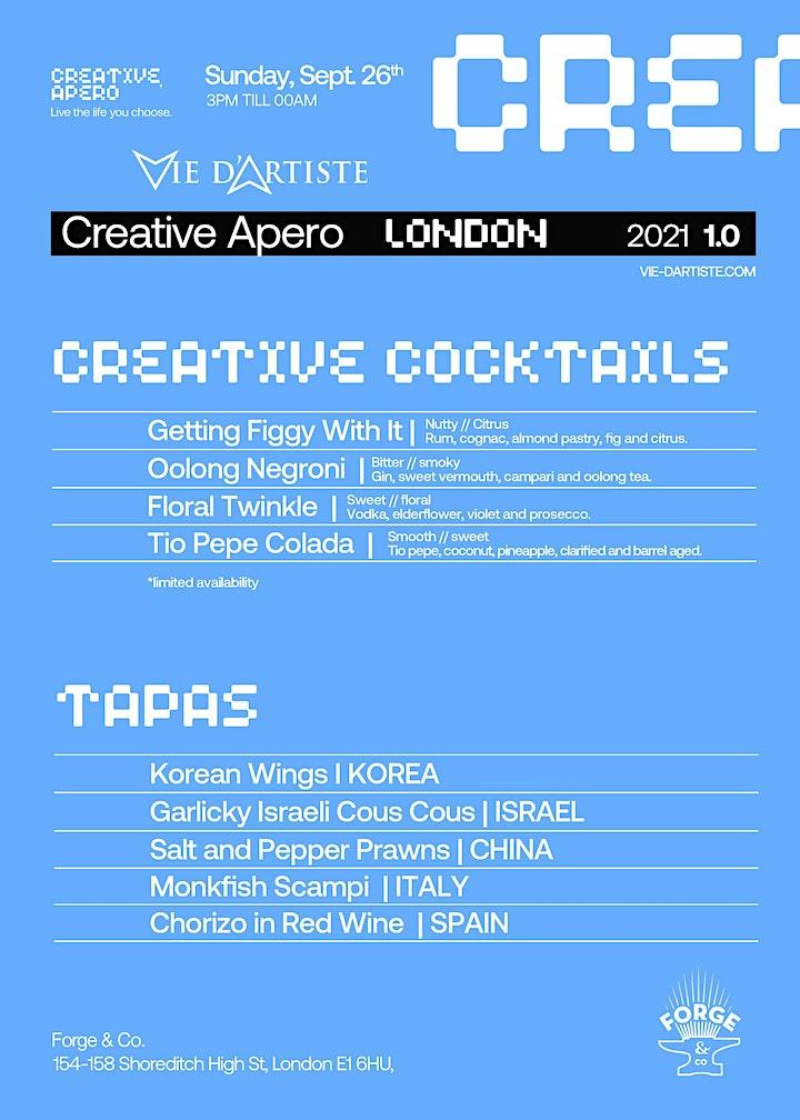 CREATIVE APERO 1.0 image