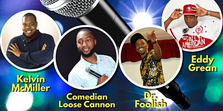 Comedy Show with Dinner Included tickets