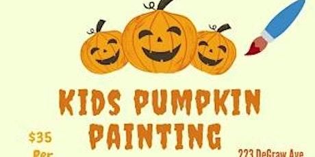 Absalom's Kids Pumpkin Painting tickets