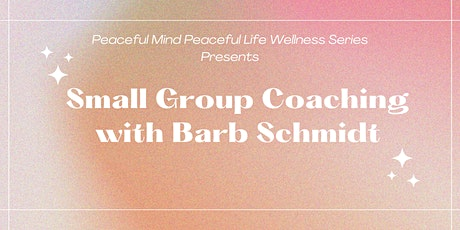 Small Group Coaching Program tickets
