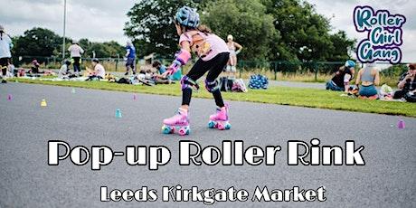 Half Term Mini Pop-Up Roller Rink tickets