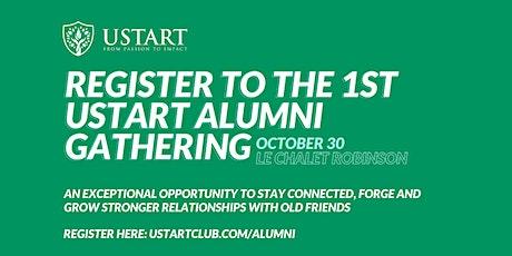 1st UStart Alumni Gathering billets