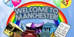 The Welcome to Manchester Party