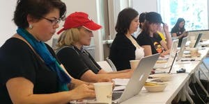 DIY Girls Learn to Code Workshop for Beginners
