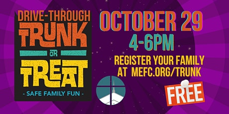 Trunk or Treat at MEFC tickets