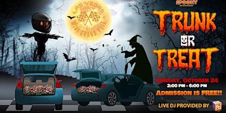 SPOOKY SPEEDWAY'S TRUNK OR TREAT 2021 tickets