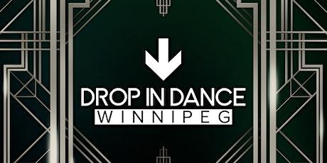 Drop in Dance Winnipeg Fall 2021 Showcase: The Great Gatsby tickets