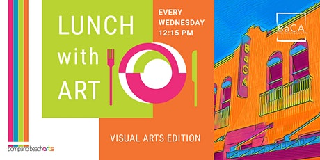 Lunch with Art: The Visual Arts Edition tickets