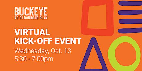 Buckeye Neighborhood Plan | Virtual Kick-off Event tickets