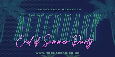 AFTERDARK: End of Summer Party tickets