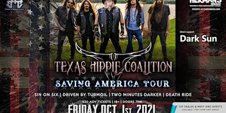 The Return Of Texas Hippie Coalition tickets