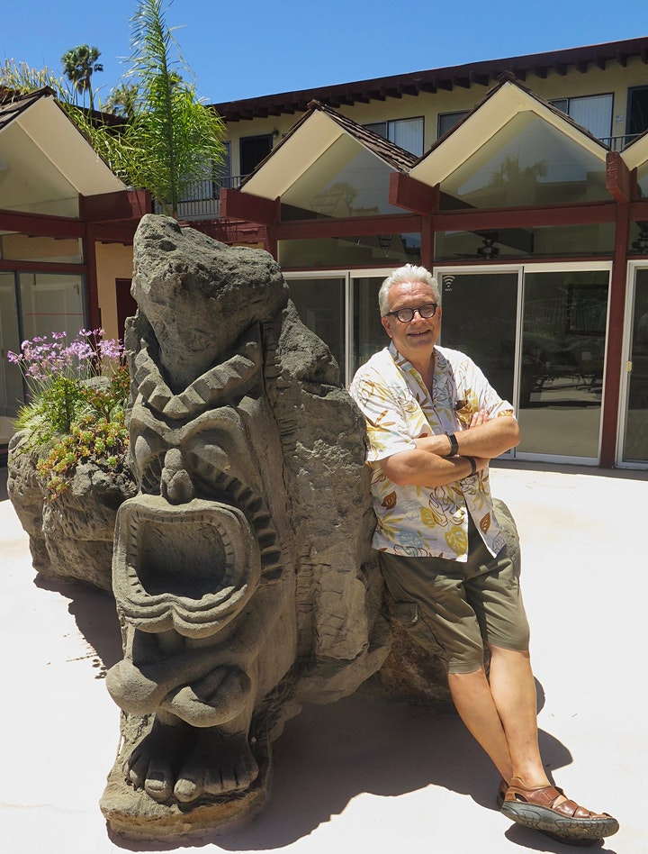 In Search of Tiki:  Discovering a Lost Culture in Your Own Backyard image