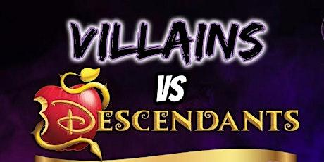 Villains vs Descendants tickets