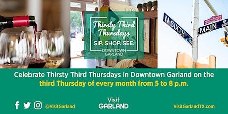 November Thirsty Third Thursdays tickets