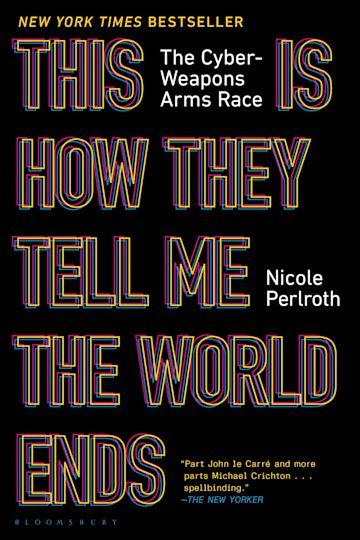 Are Nuclear Weapons Obsolete? A Conversation with Nicole Perlroth image
