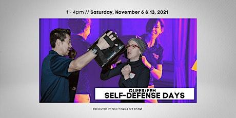 Queer-Fem Self-Defense Days tickets
