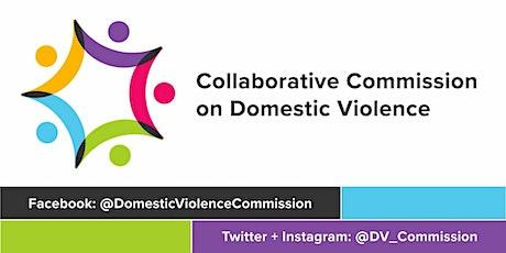CCDV Domestic Violence Awareness Symposium tickets