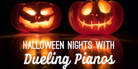 Dueling Pianos Halloween Dinner Party tickets