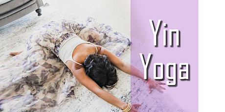 Evening Yin Yoga with Isabel Oct 18, 2021 tickets