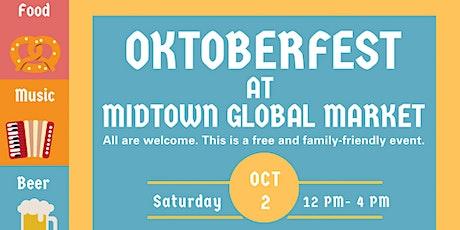 Oktoberfest at Midtown Global Market tickets