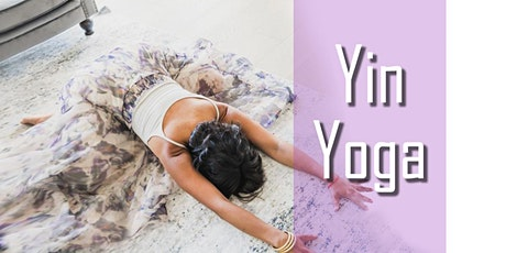 Evening Yin Yoga with Isabel Mon Oct 25, 2021 tickets