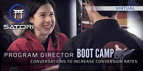 Program Director Boot Camp: Conversations to Increase Conversion Rates tickets