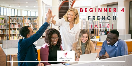 Trial French Class - Beginner 4 (A1 - 4) tickets