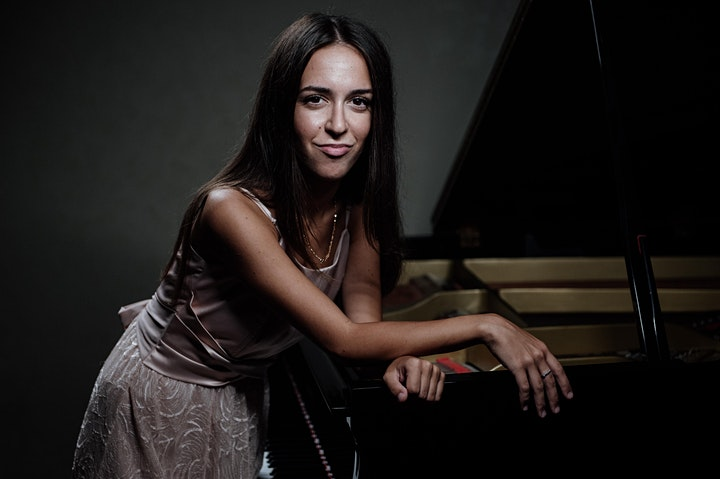 II FESTIVAL FERRUCCIO BENVENUTO BUSONI 2021 - CAMILLA CHIGA,pianoforte image