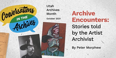 Archive Encounters: Stories Told by the Artist Archivist tickets