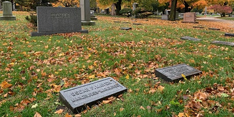 Virtual Tour: Rosehill Cemetery - Off The Walking Route tickets