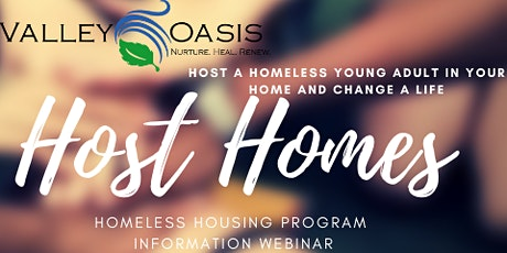 Host Homes Homeless Service Information Session tickets