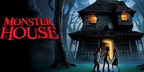 """Frightfully Fun Movie & Magic Show feature film """"Monster House"""" tickets"""