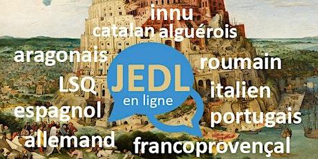 Journée européenne des langues 2021: édition en ligne! billets