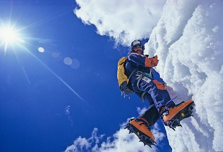 Immagine OLV - Incontro con l'alpinista Hans Kammerlander