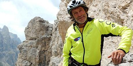 OLV - Incontro con l'alpinista Hans Kammerlander biglietti