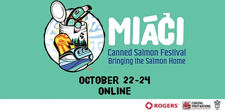 Canned Salmon Festival Online Donations tickets