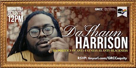 PRIDE OUTside the box with Da'Shaun Harrison tickets