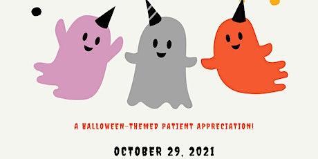 Halloween Patient Appreciation Celebration & Trunk or Treat tickets