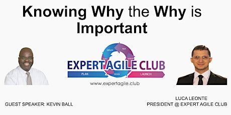 Knowing Why the Why is Important tickets