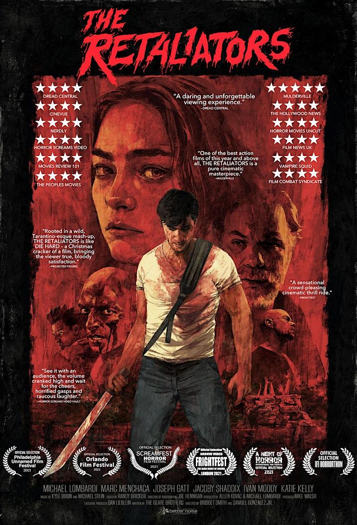 The Retaliators  - Opening Night Film image