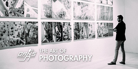 The Art of Photography tickets