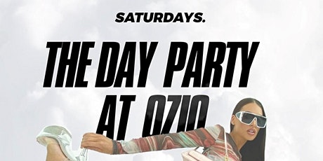 The Day Party at Ozio Rooftop tickets
