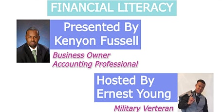 Leave The Nest Workshop Series - Week 3 (Financial Literacy) tickets