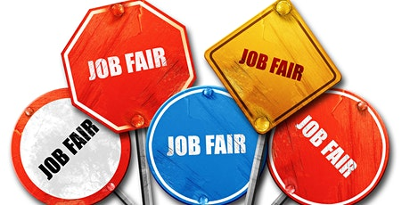 East Northport Library Job Fair tickets