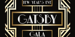 """New Year's Eve """"Gatsby"""" Gala in the Empire Ballroom at..."""