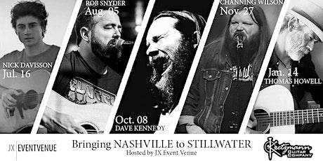 Nashville Nights Series Featuring Channing Wilson tickets