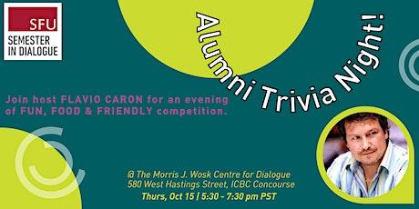 Semester in Dialogue: Alumni Trivia Night tickets