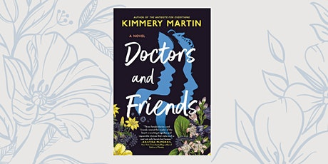 Virtual Author Talk with Kimmery Martin tickets