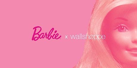 Barbie™ x Wallshoppe Gallery Opening & Pop-Up Shoppe tickets