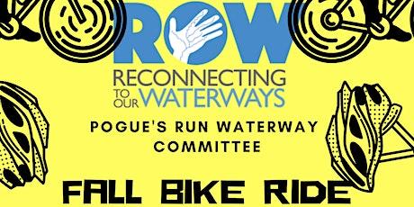 Pogue's Run Fall Bike Ride tickets
